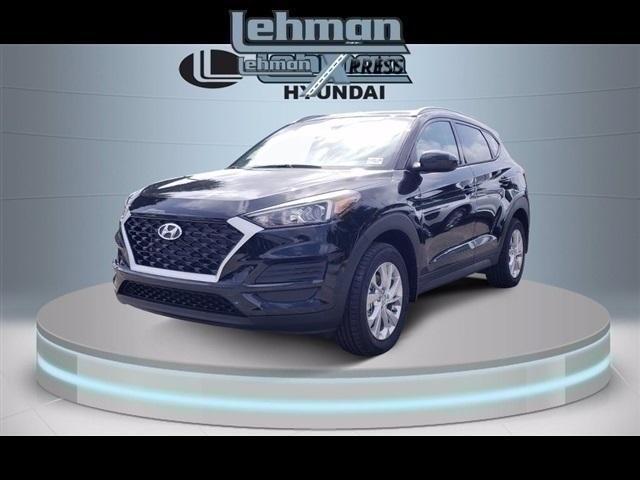 new 2021 Hyundai Tucson car, priced at $25,371