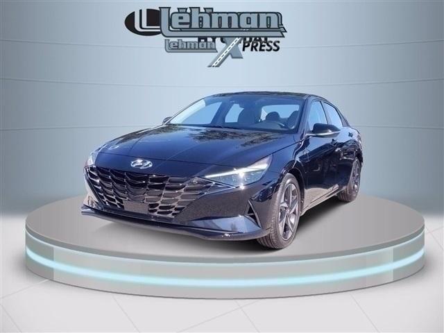 new 2021 Hyundai Elantra car, priced at $25,708