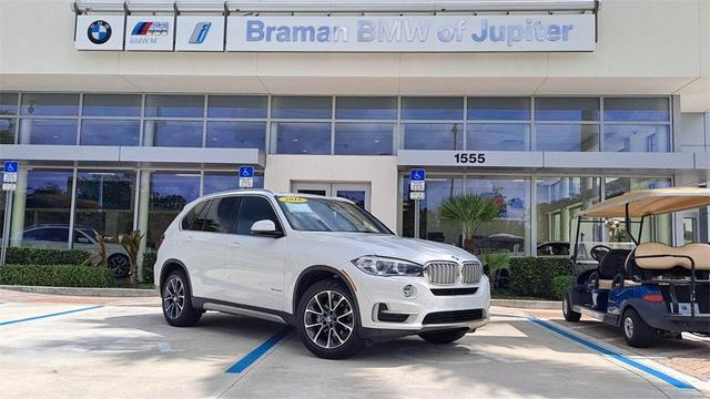 used 2018 BMW X5 car, priced at $45,897