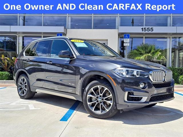 used 2018 BMW X5 car, priced at $50,683