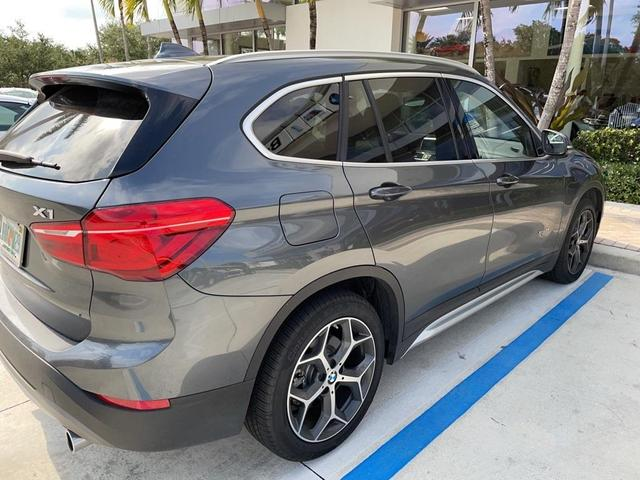 used 2018 BMW X1 car, priced at $30,992