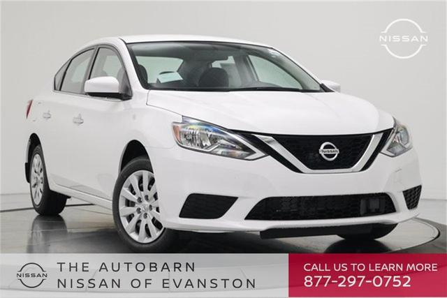used 2019 Nissan Sentra car, priced at $14,437