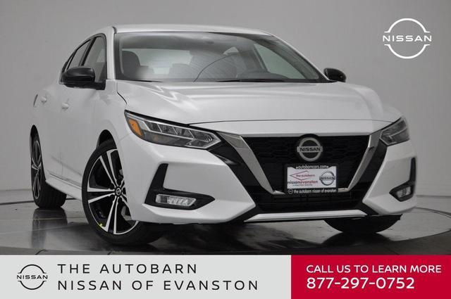 new 2021 Nissan Sentra car, priced at $22,940