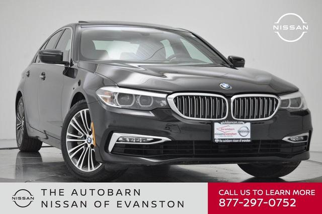 used 2017 BMW 530 car, priced at $28,494