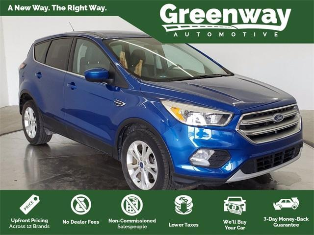 used 2017 Ford Escape car, priced at $18,804