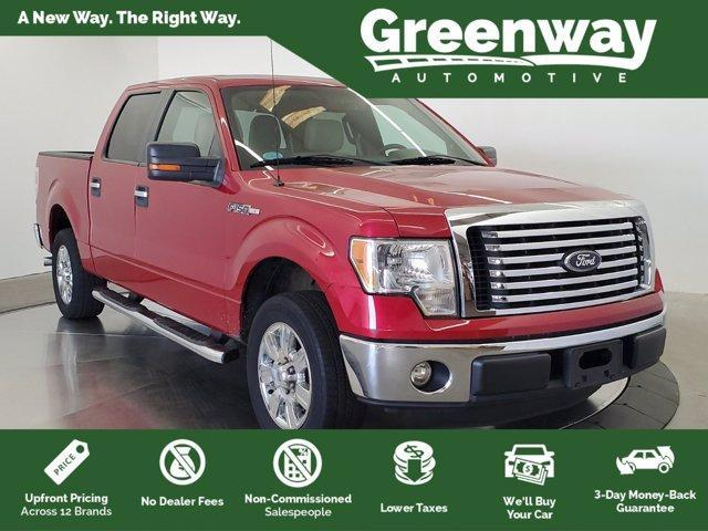 used 2012 Ford F-150 car, priced at $20,625