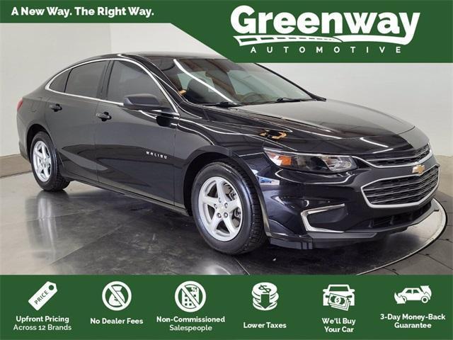 used 2016 Chevrolet Malibu car, priced at $15,963