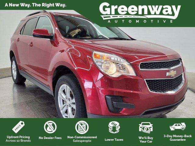 used 2015 Chevrolet Equinox car, priced at $13,997