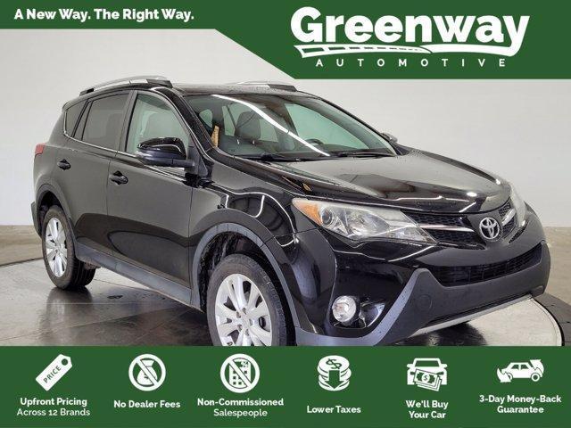 used 2015 Toyota RAV4 car, priced at $13,999