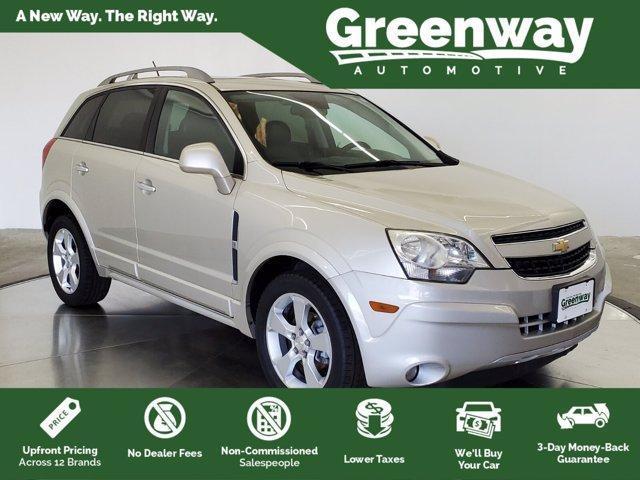 used 2014 Chevrolet Captiva Sport car, priced at $9,470