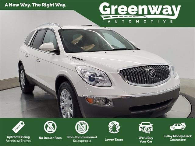 used 2012 Buick Enclave car, priced at $10,755