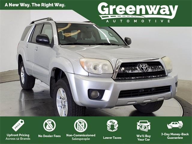used 2007 Toyota 4Runner car, priced at $8,570