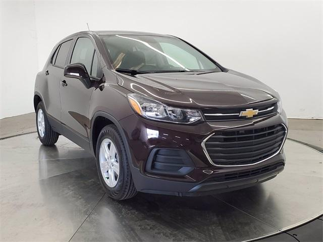 new 2021 Chevrolet Trax car, priced at $23,499