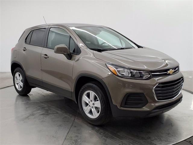 new 2021 Chevrolet Trax car, priced at $23,510