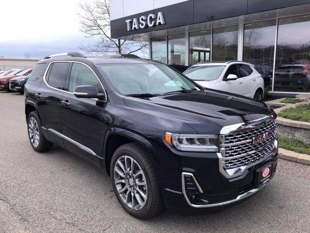new 2021 GMC Acadia car, priced at $51,345