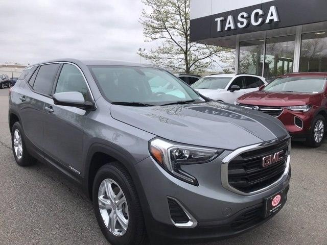 used 2018 GMC Terrain car, priced at $23,501