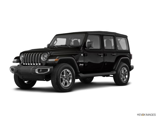 new 2021 Jeep Wrangler Unlimited car