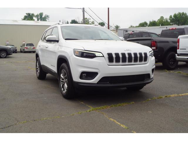 new 2020 Jeep Cherokee car