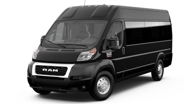 new 2020 Ram ProMaster 3500 Window Van car
