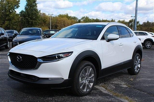 new 2021 Mazda CX-30 car, priced at $29,740