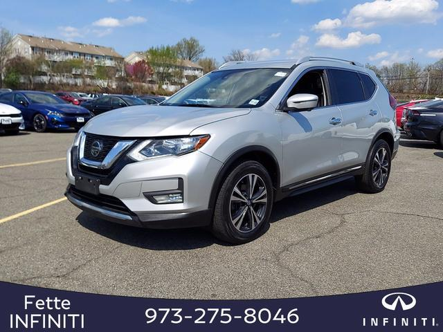 used 2018 Nissan Rogue car, priced at $19,495