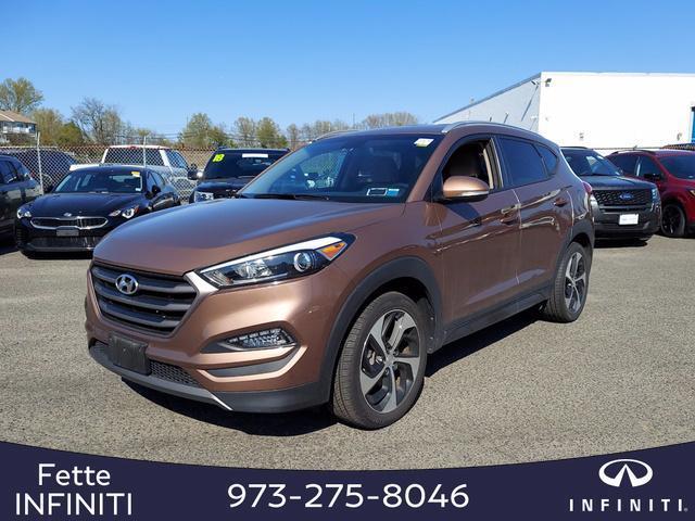 used 2016 Hyundai Tucson car, priced at $17,530