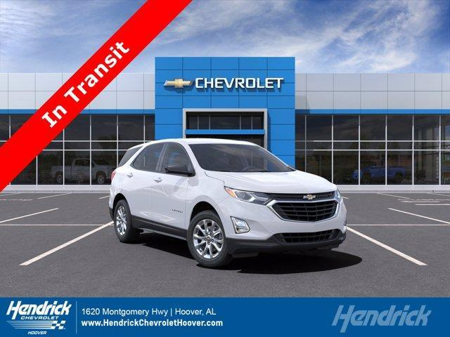 new 2021 Chevrolet Equinox car, priced at $27,495