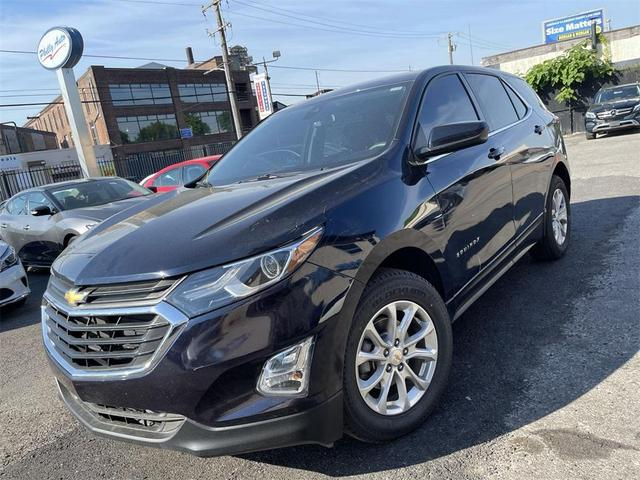 used 2020 Chevrolet Equinox car, priced at $19,695