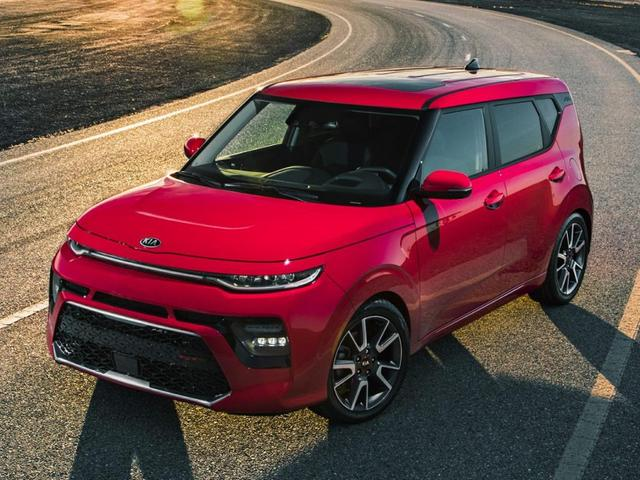 new 2021 Kia Soul car, priced at $21,942