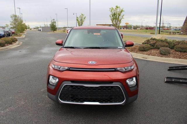 new 2021 Kia Soul car, priced at $20,742