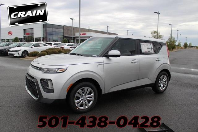 new 2021 Kia Soul car, priced at $22,196