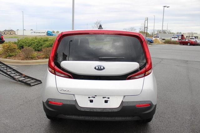 new 2021 Kia Soul car, priced at $22,196