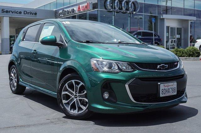 used 2018 Chevrolet Sonic car, priced at $16,999