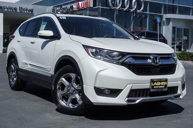 used 2018 Honda CR-V car, priced at $25,499