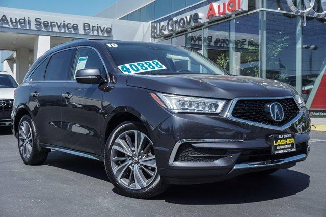 used 2019 Acura MDX car, priced at $40,888
