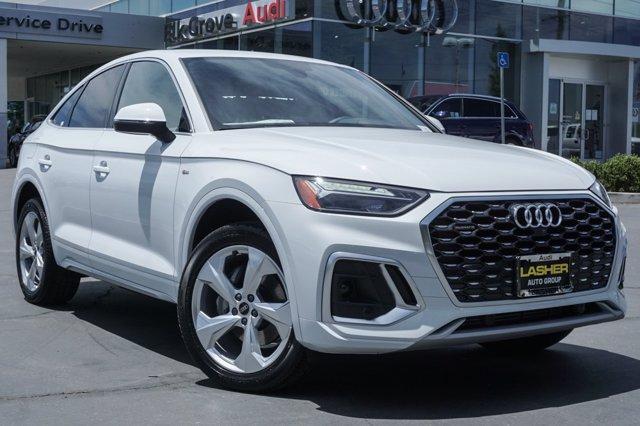 new 2021 Audi Q5 car, priced at $51,935