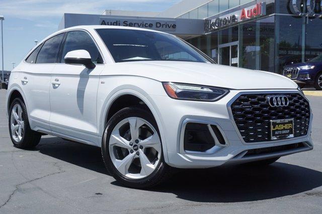 new 2021 Audi Q5 car, priced at $57,285