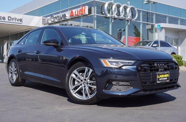 new 2021 Audi A6 car, priced at $63,515
