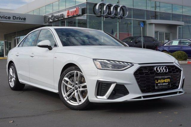 new 2021 Audi A4 car, priced at $50,515
