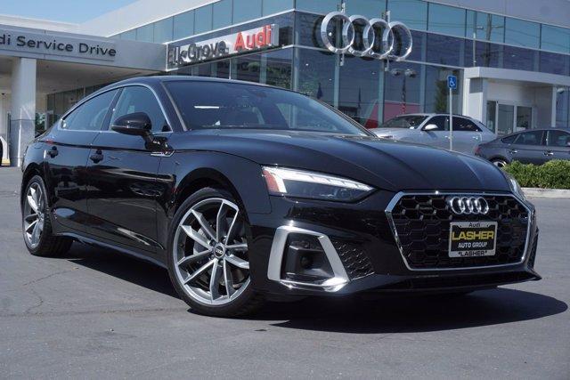new 2021 Audi A5 car, priced at $54,315