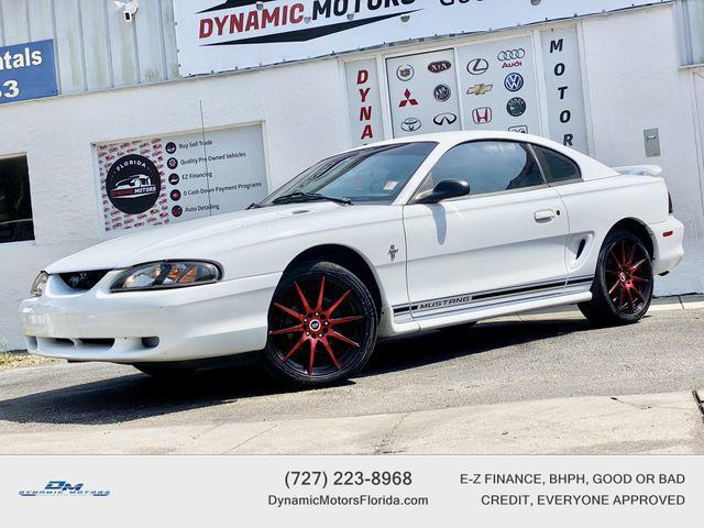 used 1997 Ford Mustang car, priced at $5,895