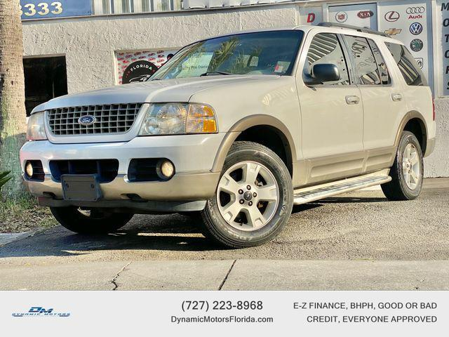 used 2003 Ford Explorer car, priced at $4,895