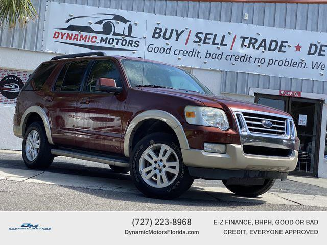 used 2009 Ford Explorer car, priced at $5,895