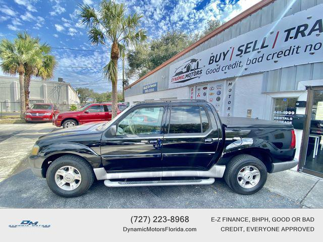 used 2003 Ford Explorer Sport Trac car, priced at $5,895