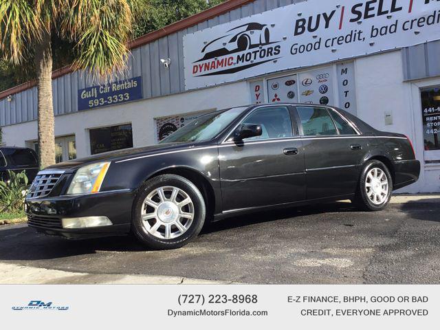 used 2009 Cadillac DTS car, priced at $6,895