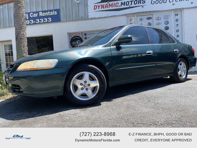 used 1998 Honda Accord car, priced at $3,895