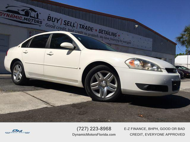 used 2008 Chevrolet Impala car, priced at $4,895