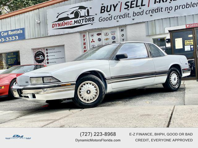 used 1993 Buick Regal car, priced at $4,895