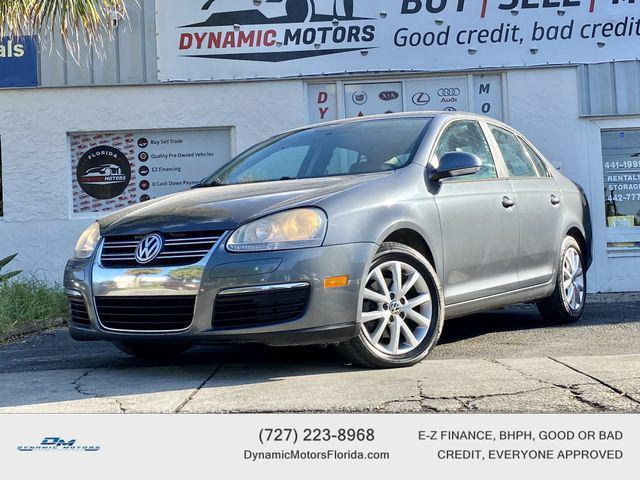used 2010 Volkswagen Jetta car, priced at $4,995