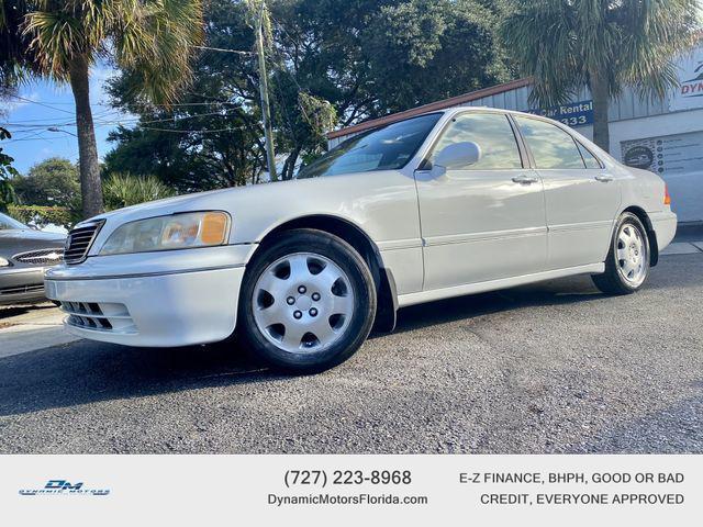 used 1998 Acura RL car, priced at $4,895